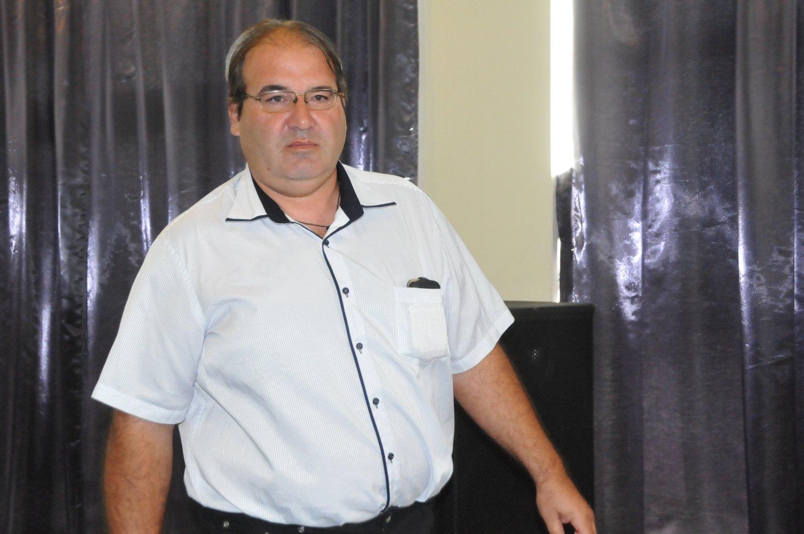 Милен Николов остава директор на РИМ - Бургас след спечелен конкурс. Снимка Архив Черноморие-бг