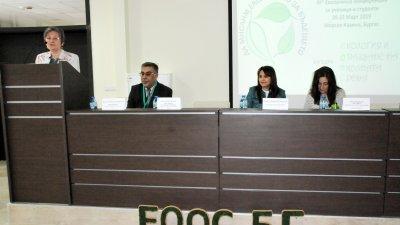 Над 70 участника ще се представят с доклади и презентации в екоконференцията. Снимки Лина Главинова