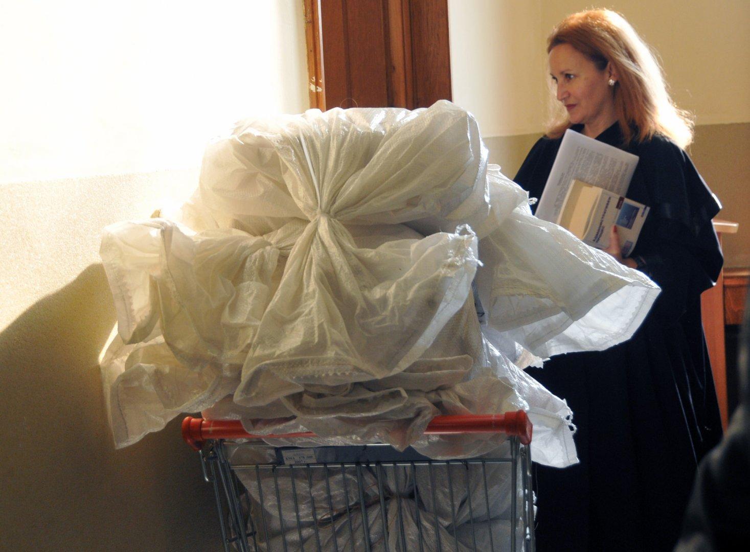 Съдът излезе с решение по жалбата на Живко Гърков. Снимка Лина Главинова