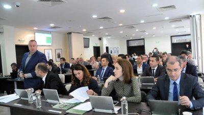 Съветниците подкрепиха докладната записка с мнозинство. Снимка Архив Черноморие-бг