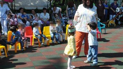 В Дом майка и дете се отлеждат деца от 0 до 3 години. Снимка Архив Черноморие-Бг
