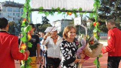 Официално откриване на учебната година ще има за учениците приети в VIII клас. Снимка Архив Черноморие-бг