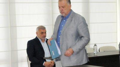 Иво Баев няма да бъде зам.-председател. Снимки Лина Главинова