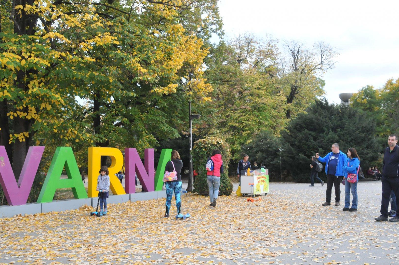 Конкурсът се организира от Община Варна. Снимка Архив Черноморие-бг