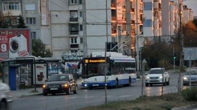 Временната организация на движение ще бъде въведена на 14-ти януари. Снимка Архив Черноморие-бг