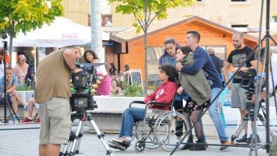 Част от филма Петя на моята Петя бе заснет в Бургас миналата година. Снимка Архив Черноморие-бг