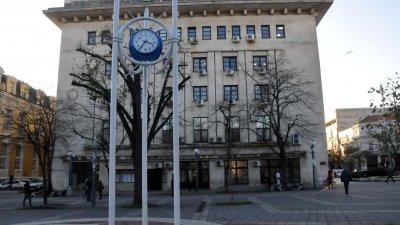 Щабът бе сформиран днес в Община Бургас. Снимка Архив Черноморие-бг