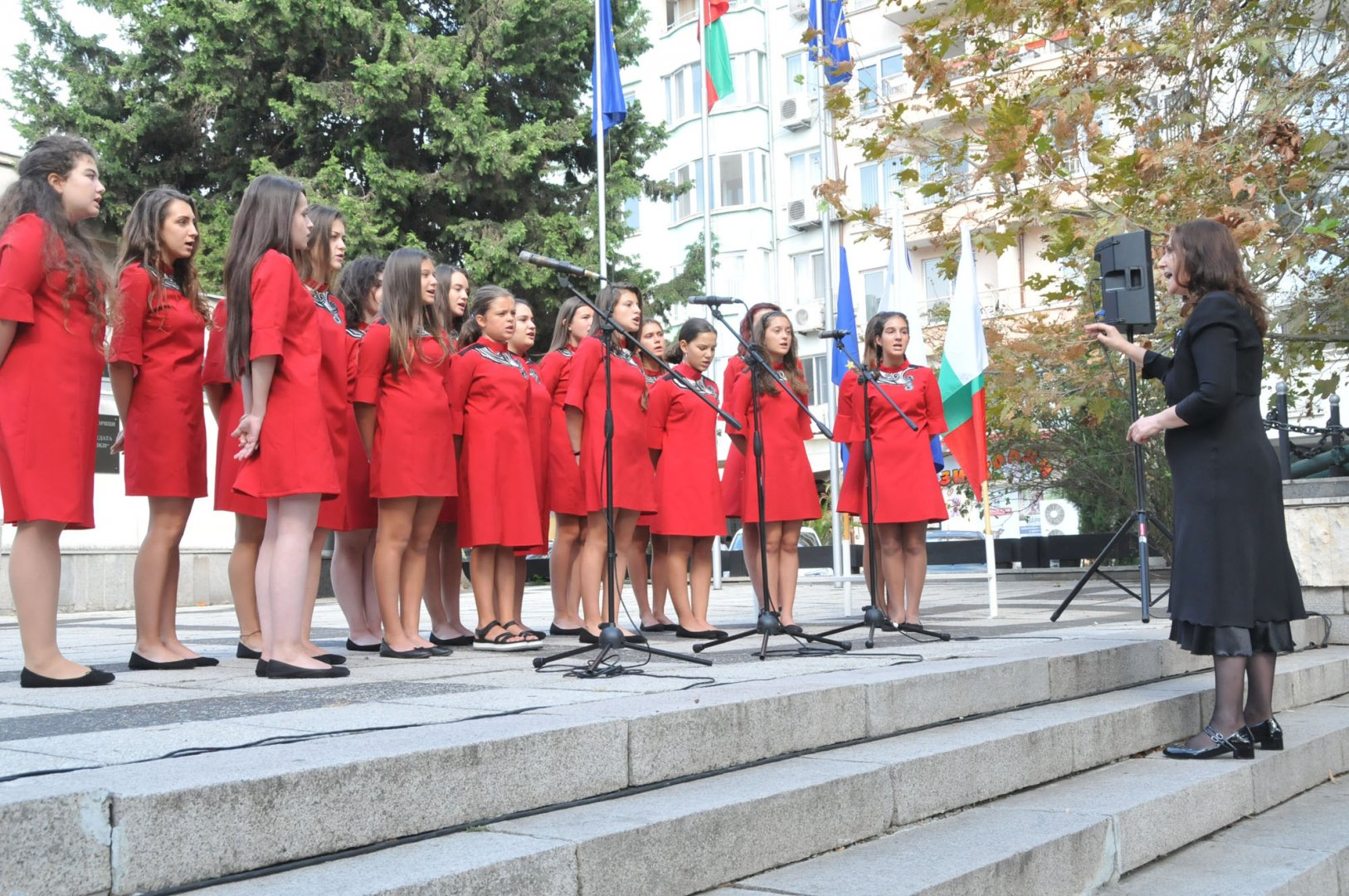 Хор Милка Стоева ще изнесе концерт на 21 ноември. Снимка Архив Черноморие-бг