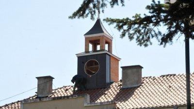 Часовниковата кула в Средец върна блясъка си. Снимки Лина Главинова
