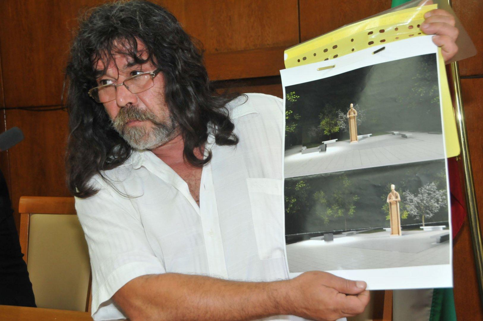 Проектът на Радостин Дамасков не беше одобрен. Снимка Архив Черноморие-Бг