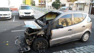 Инцидентът е станал малко след полунощ. Снимка Черноморие-бг