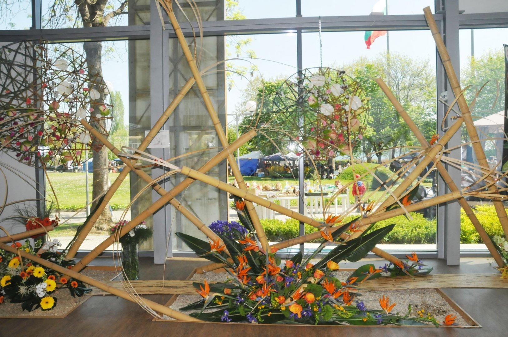 Откриването на Флората е днес от 11.00 часа. Снимка Архив Черноморие-бг