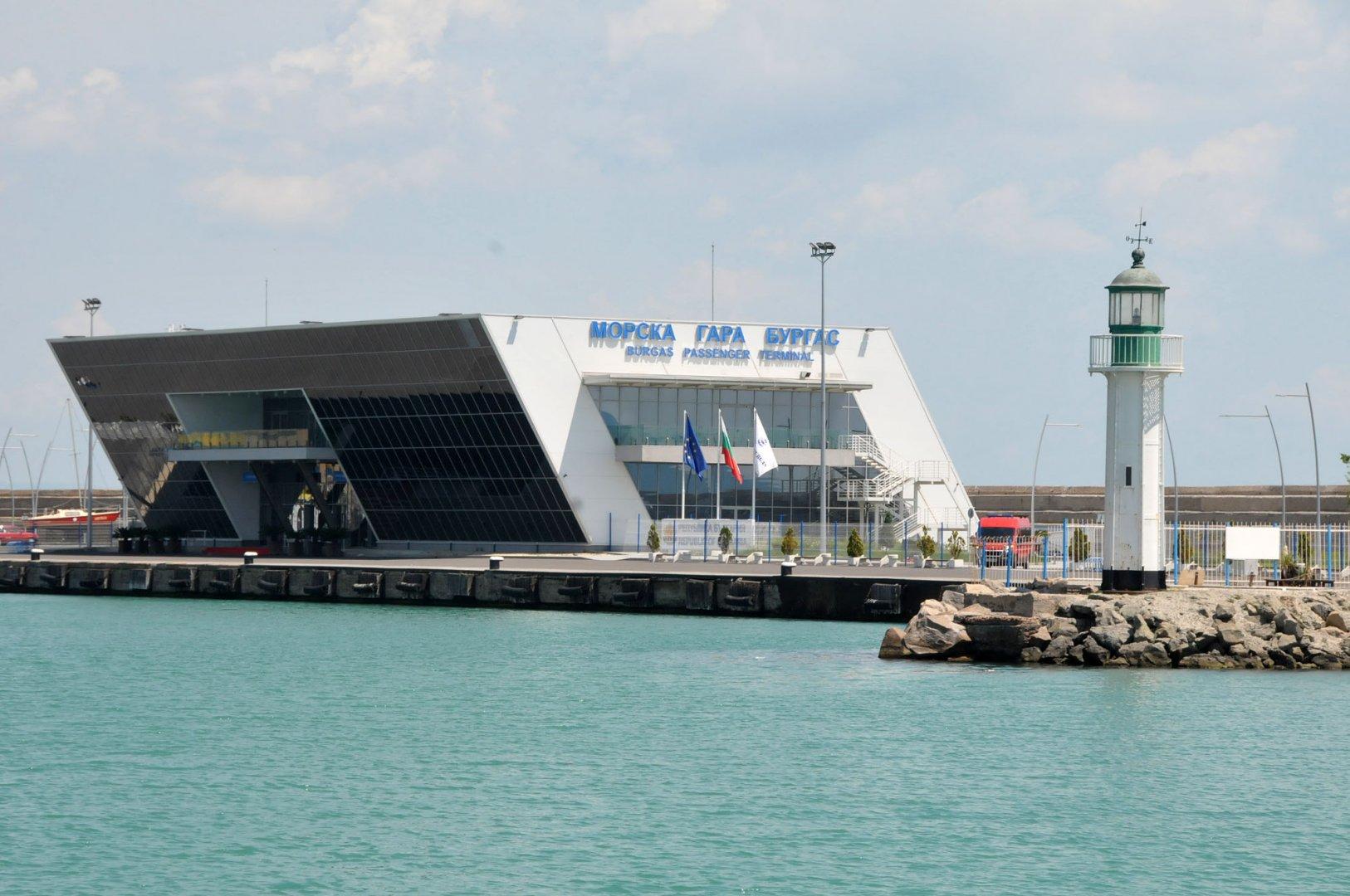 Събитието ще се състои в Морска гара Бургас. Снимка Лина Главинова