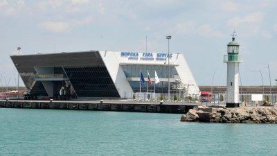 Двете пристанища ще имат възможност ще предлагат конкурентни, прозрачни и ефективни услуги. Снимка Архив Черноморие-бг