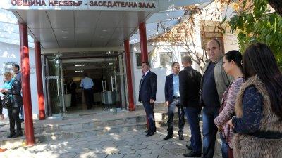 ОбС Несебър е отхвърлил искането за провеждане на местен референдум. Снимка Архив Черноморие-бг