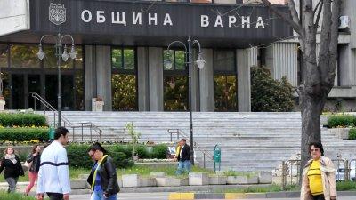 От Община Варна са направили организация за извозване на отпадъците. Снимка Архив Черноморие-бг