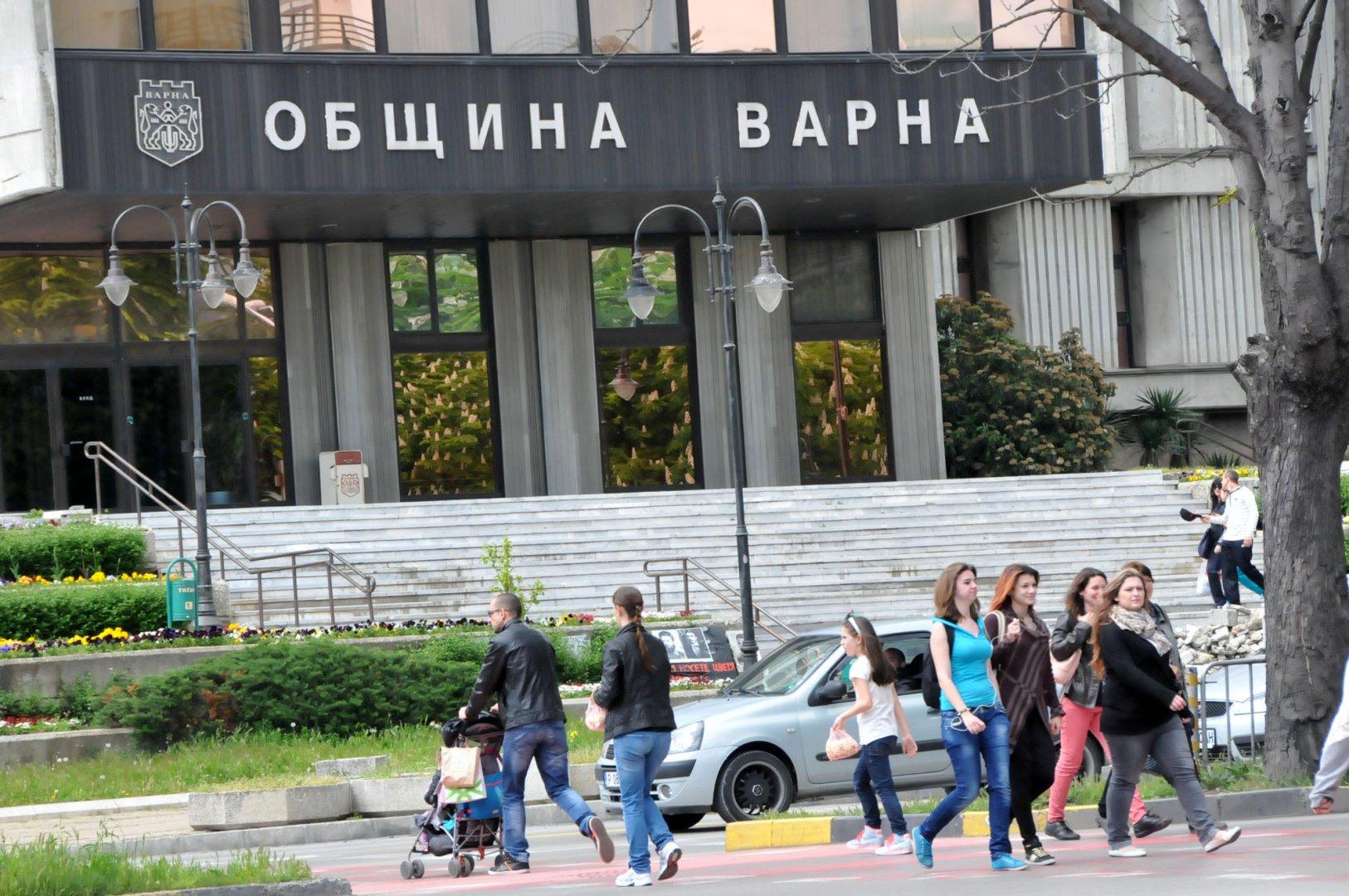 Услугата е въведена от Община Варна за улеснение на гражданите. Снимка Архив Черноморие-бг