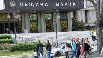Заявление по образец се подава в деловодството на Община Варна. Снимка Архив Черноморие-бг