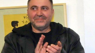 Димо Колибаров ще оглави филиала на НХА в Бургас. Снимка лина Главинова