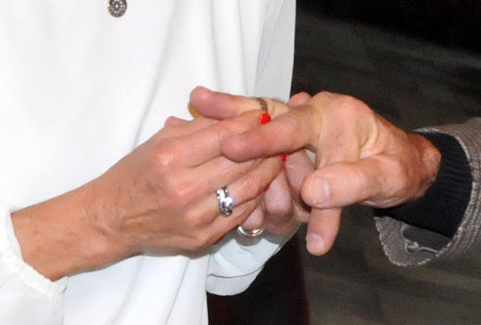 Четири двойки ще сключат граждански брак в Ритуалната зала в Бургас. Снимка: Архив Черноморие-бг