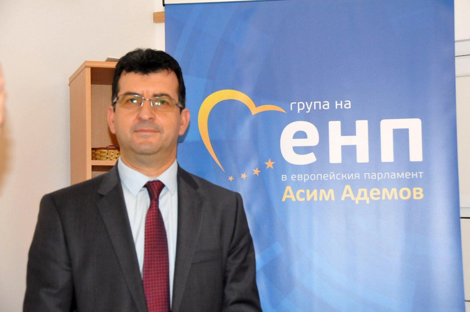 Евродепутатът организира конкурса и за бургаските ученици. Снимка Архив Черноморие-БГ