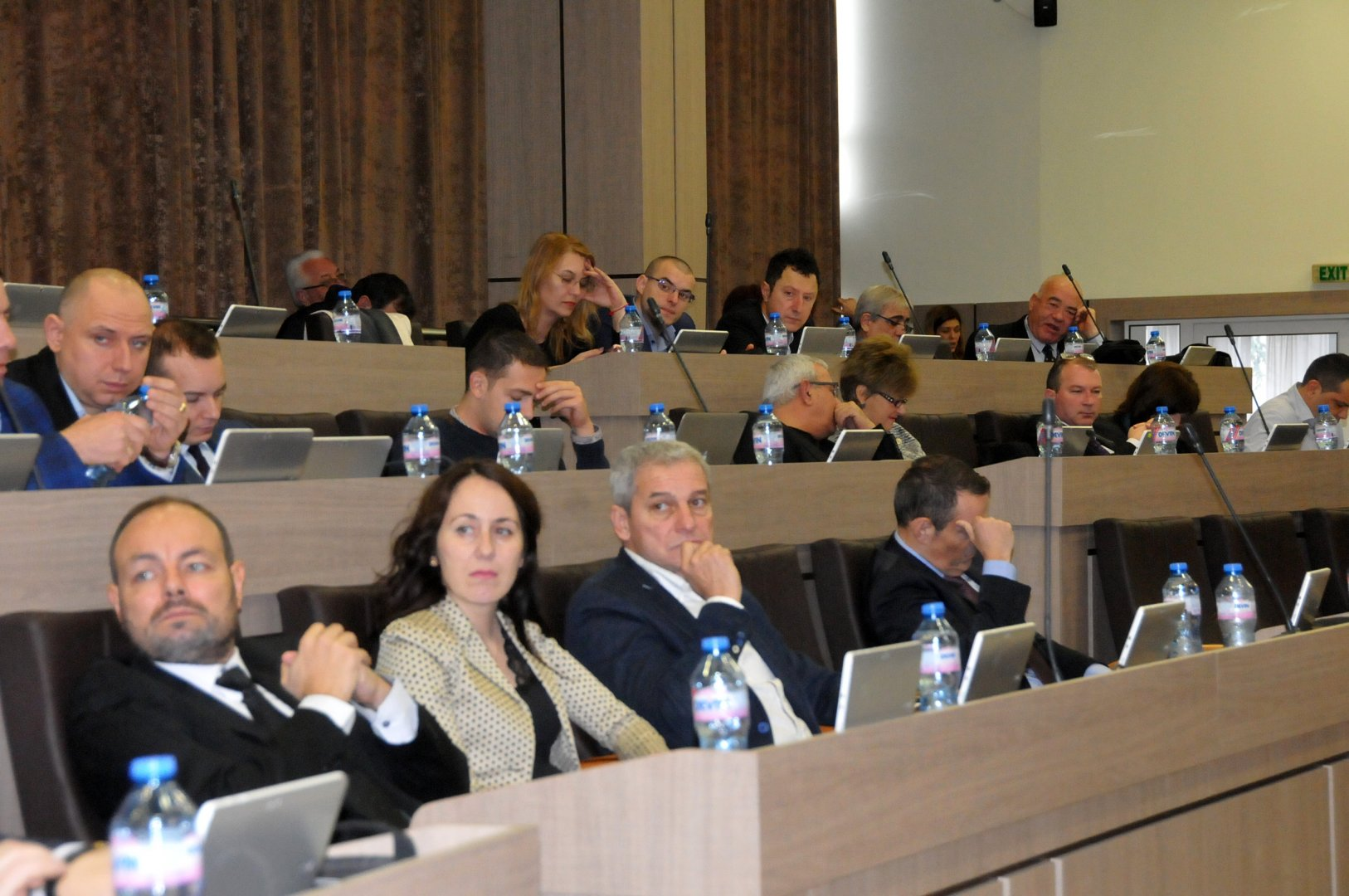Докладната записка ще бъде разгледана и гласувана на сесията в края на април. Снимка Лина Главинова