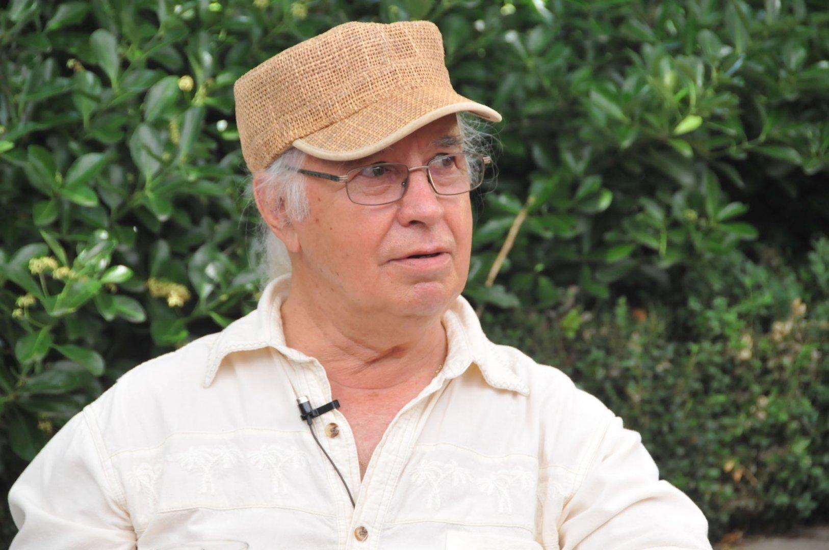 Стефан Диомов за пореден път е автор на сценария на бургаския фестивал. Снимки Лина Главинова