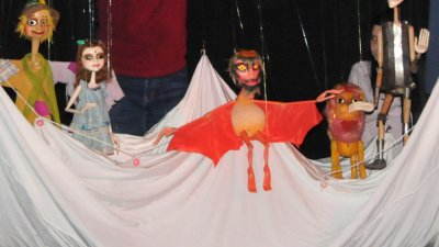 Бургаският Куклен театър празнува своя 65-ти рожден ден. Снимка Лина Главинова