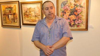 Паруш Парушев ще гостува в галерия Бургас по покана на Руси Куртлаков. Снимка Архив Черноморие - БГ