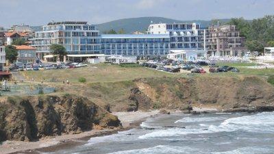 През май в област Бургас са функционирали 287 места за настаняване с над 10 легла. Снимка Лина Главинова