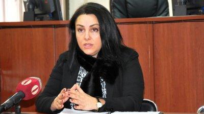 Това е едно от постиженията на Висшия съдебен съвет, поясни съдия Деница Вълкова. Снимки Лина Главинова