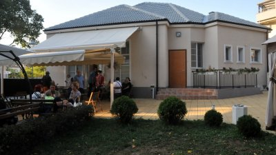 Събитията от афиша на празниците ще се състоят в Дома на писателя. Снимка Архив Черноморие-бг
