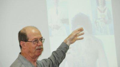 Професорът е роден в Бургас и е художествен директор на кино фестивала. Снимка Архив Черноморие-бг