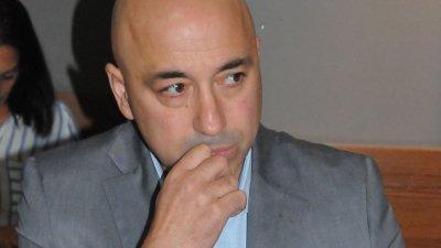Тихомир Янакиев спечели местните избори на втория тур. Снимка Лина Главинова