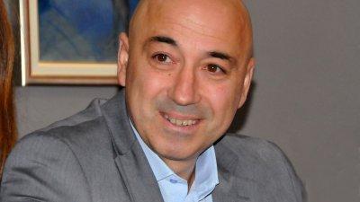 Тихомир Янакиев застава зад номинацията на Добрев за поста в БСП. Снимка Архив Черноморие-бг