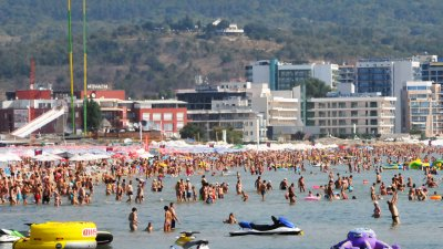 Концесията за плажа в Слънчев бряг ще е за 20 години. Снимка Архив Черноморие-бг