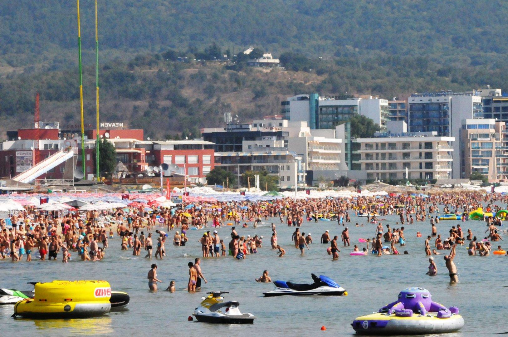 Официално сезонът ще бъде открит на 1 юни. Снимка Архив Черноморие-бг