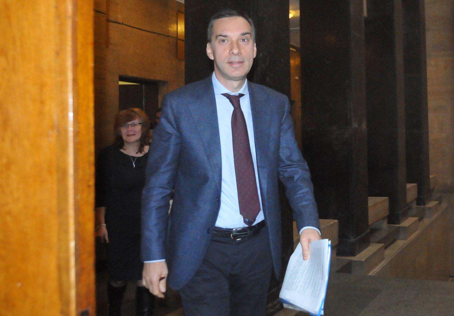 Димитър Николов влиза в битка за четвърти мандат. Снимка Архив Черноморие-бг
