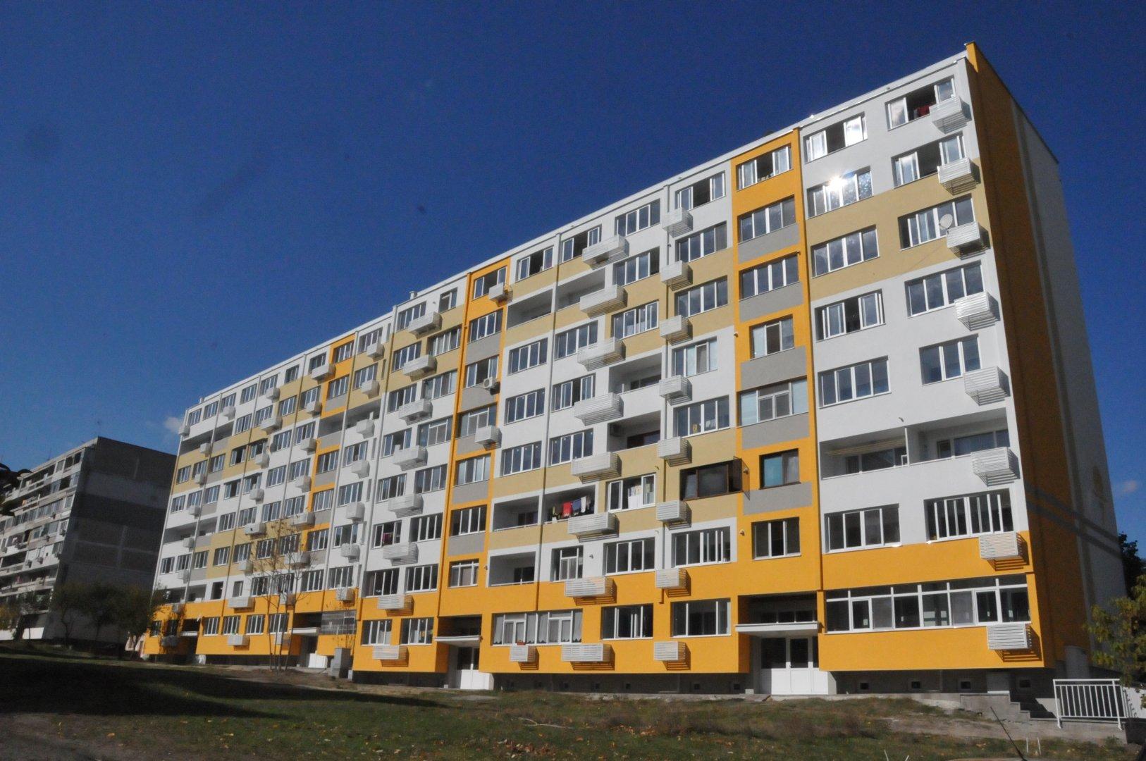 Жилищните сгради на четири и повече етажа са 6.3 хиляди. Снимка Архив Черноморие-бг