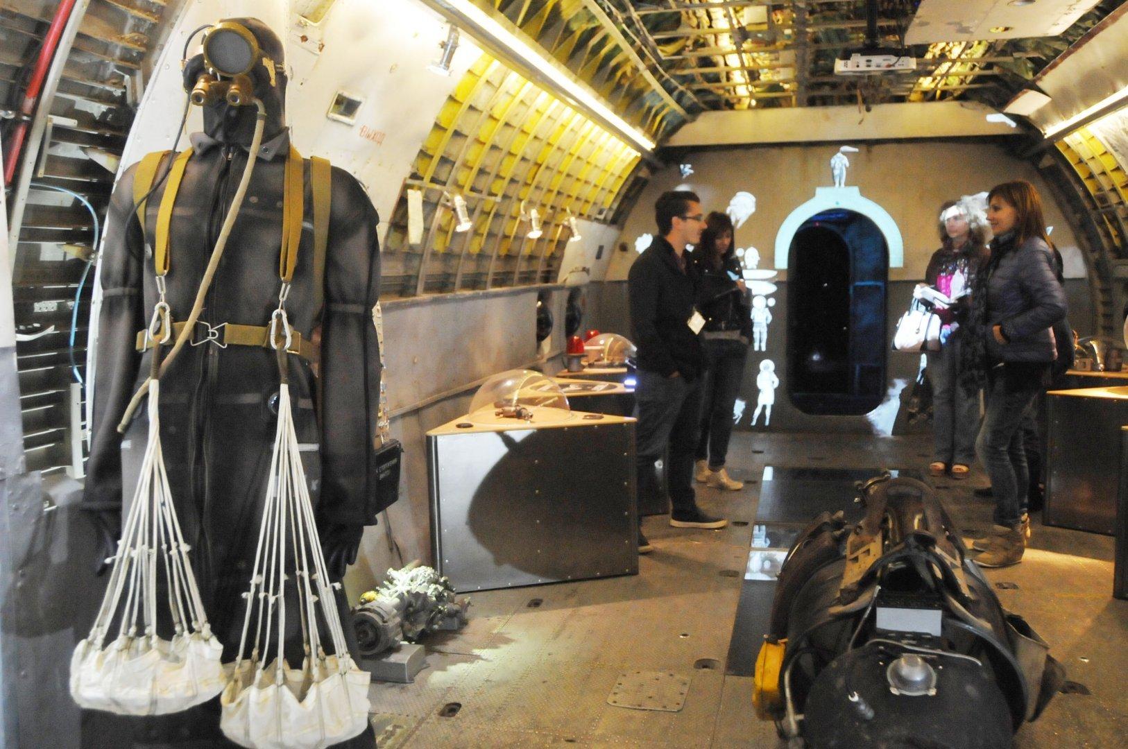 Входът за авиомузей ще бъде безплатен на 29 юни. Снимка Архив Черноморие-бг