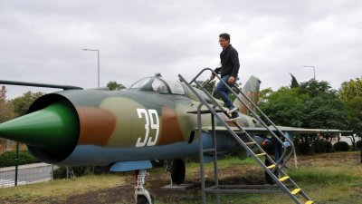 Авиомузеят е един от музеите, които ще работят безплатно. Снимка Архив Черноморие-бг