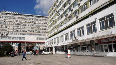 Пострадалата е настанена за лечение в бургаска болница без опасност за живота. Снимка Архив Черноморие-бг