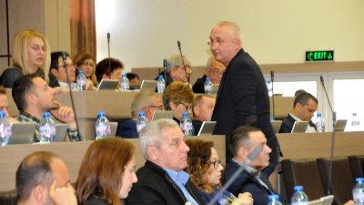 Предложението е на съветници от ГЕРБ. Снимка Лина Главинова
