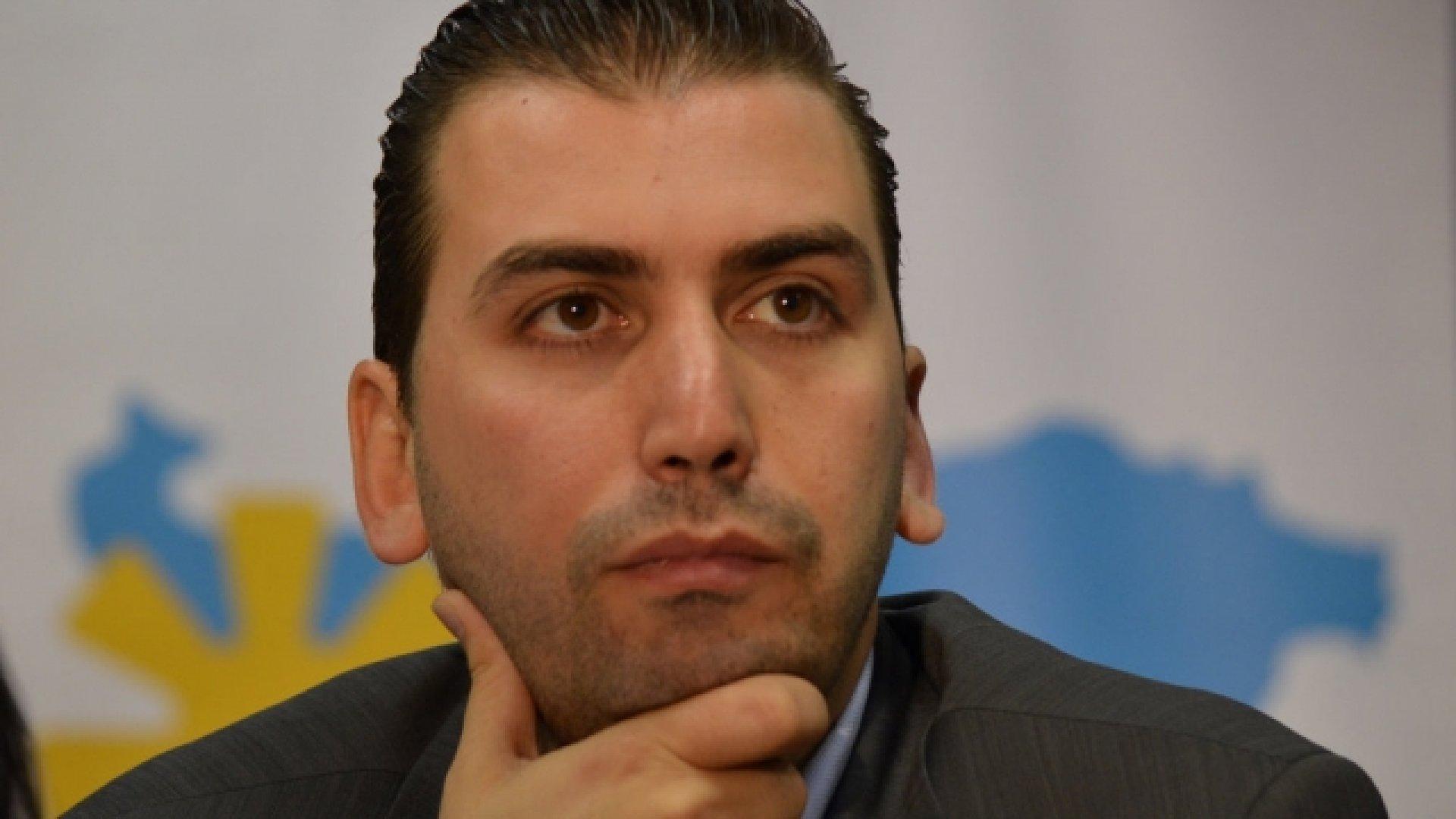 Председателят на Движение Гергьовден ще участва в изборите от родния си град Бургас