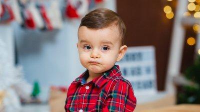 Малкият Димитър е на 10 месеца и е от Бургас