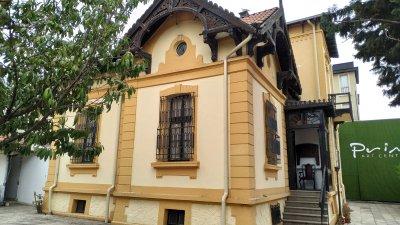 В тази къща е живял един от кметовете на Бургас Никола Александров. Снимки РИМ - Бургас