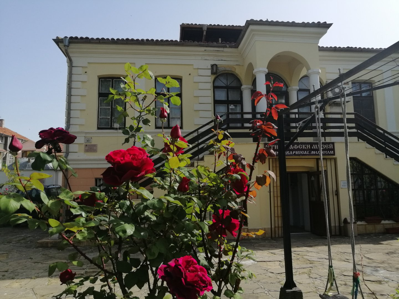 Детски смях ще огласи двора на Ентографската експозиция навръх 24 май. Снимка РИМ - Бургас