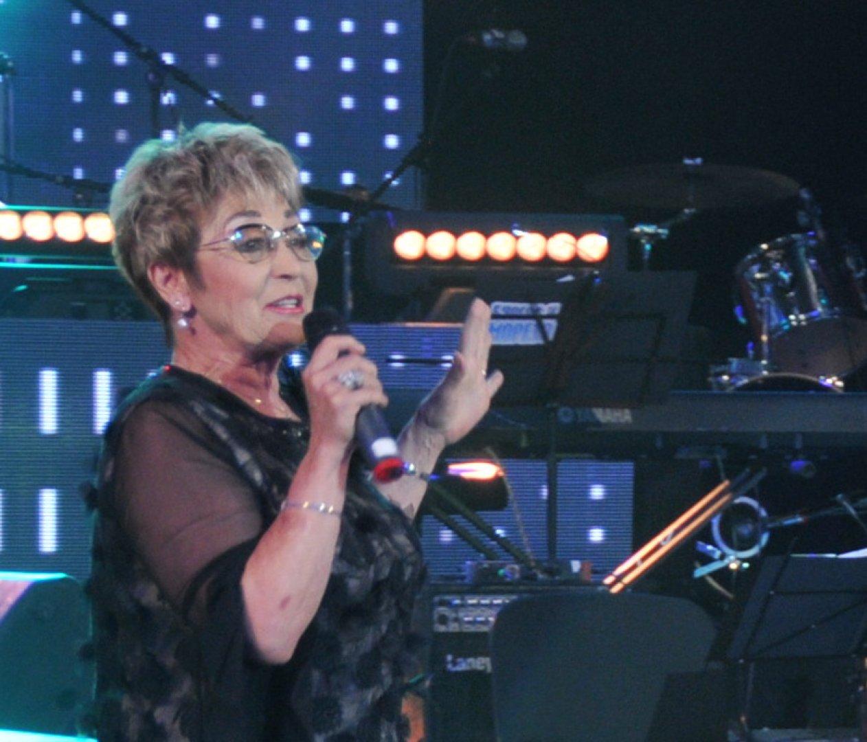 Концертът е много емоционален за мен, признава Ева Найденова. Снимка Черноморие-бг