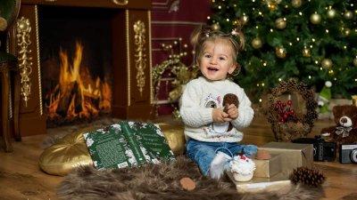 Кристин Даскалова е на 1 година и 4 месеца