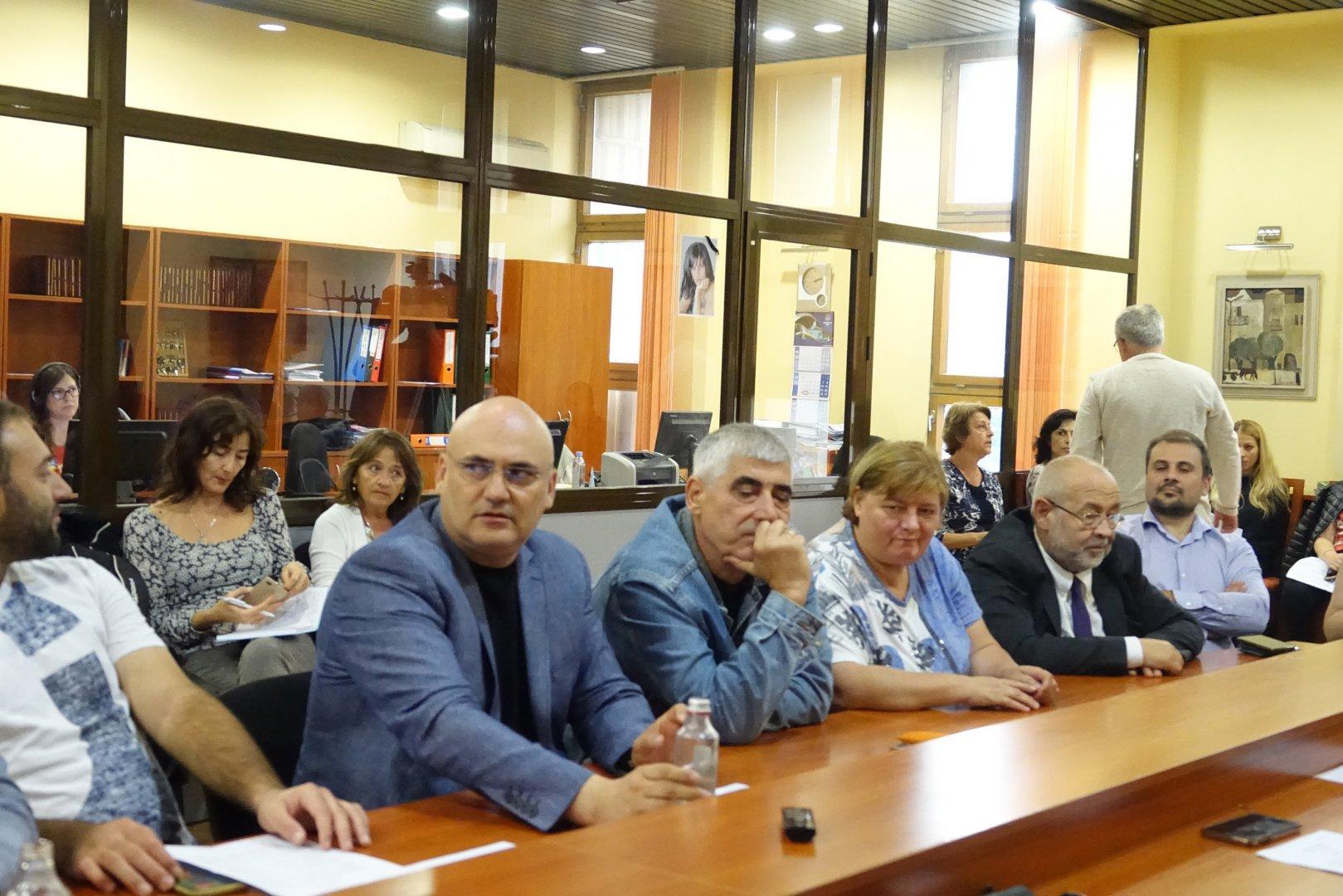 Постоянната комисия по Финанси и бюджет одобри докладната. Снимка ОбС - Варна